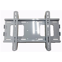 LCD or Plasma TV wall bracket white Ambertec