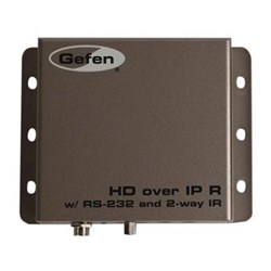 EXT-HD2IRS-LAN-RX HDMI over IP with RS232 Bi-Directional IR Receiver