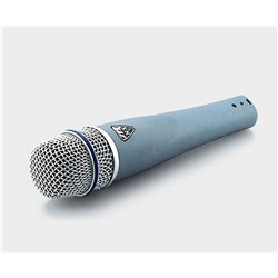 Dynamic mic (slim) for instrument or vocals
