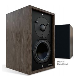 Timbre 44LX Bookshelf speakers, Pearl White finish Leon Speakers