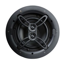 Series Two 6.5i In-ceiling DVC Dual Voice Coil speaker Nuvo