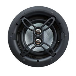 Series Four 6.5 In-ceiling DVC Dual Voice Coil speaker Nuvo