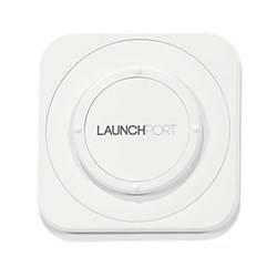 LaunchPort Wallstation White iPort