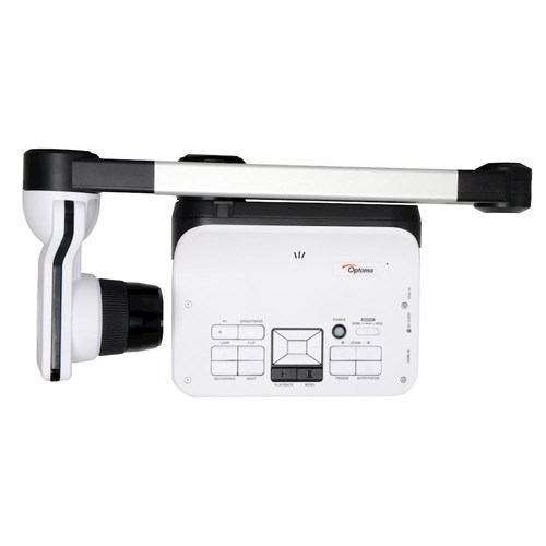 DC550 Document Camera, 8MP FHD with Stand Optoma