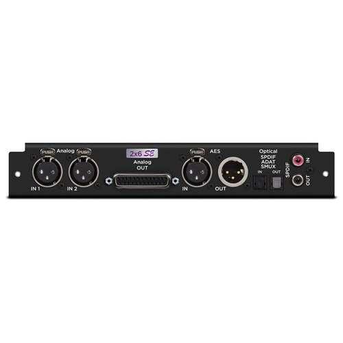 Apogee Symphony MKII Module 2X6 Special Edition