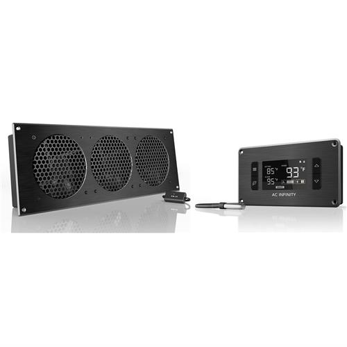 Airplate S9+ ATC cooler 156CFM @ 27dbA AC Infinity