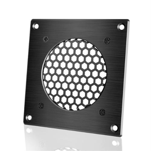 Airplate 1 Black Grille 116 x 116 x 3.3mm AC Infinity