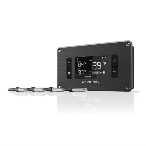 4 Zone Thermal Controller With Power Pack AC INFINITY