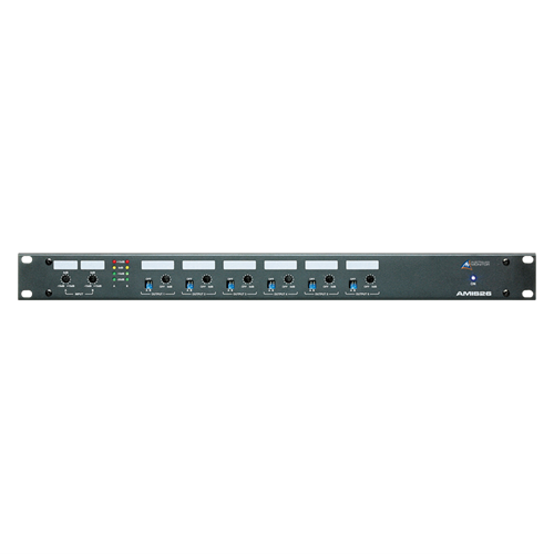 Distribution Amp 2In 6Out AMIS26 Australian Monitor