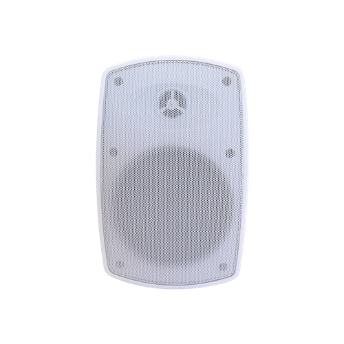 Wall Mnt Spk 15W Ip65 White X2 FLEX15W Australian Monitor