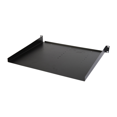 Rack Tray 1Ru Black SRT1 Australian Monitor