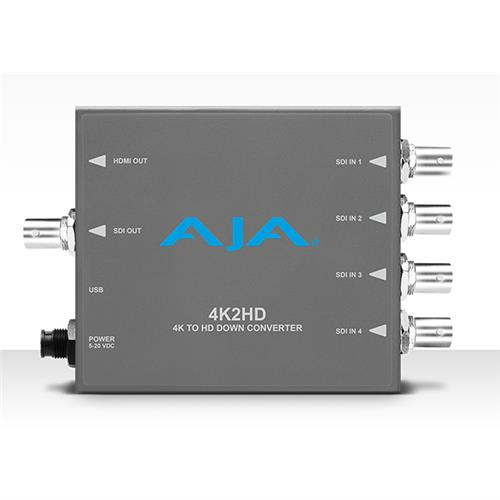 4K to HD down-conversion Mini-Converter