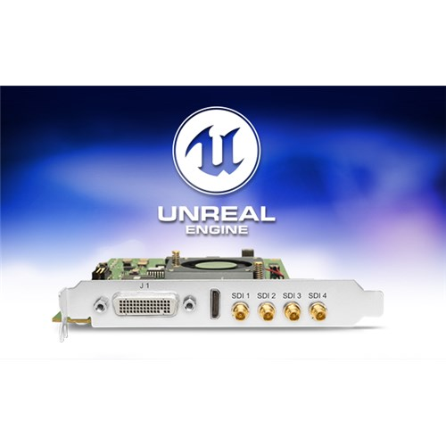 4K,2K,3G/Dual Link/HD/SD I/O, 10-bit PCIe Card, HDMI output with HFR support AJA