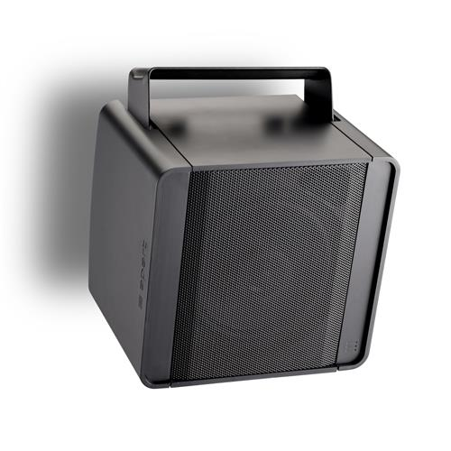"3"" Black cabinet speaker 8 ohms / 40 watts, Black ,compact design ,KUBO3-BL"