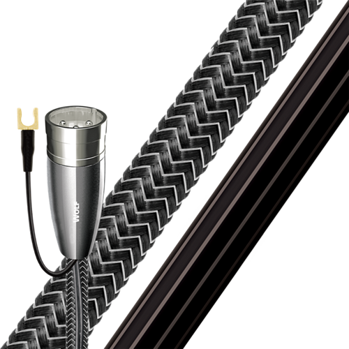 Wolf Subwoofer Cable 5 metre XLR-XLR Audioquest