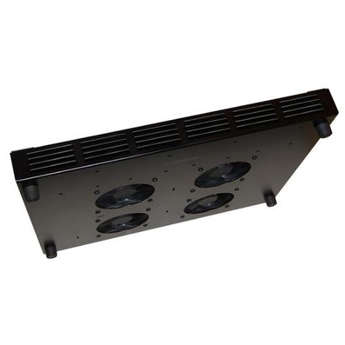 Component Cooling System 4 WC 4 Fan with Cover Cool Components