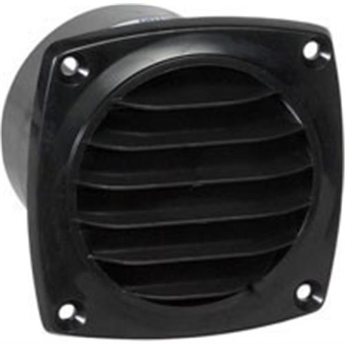 3in Insert Grille - Black   Cool Components