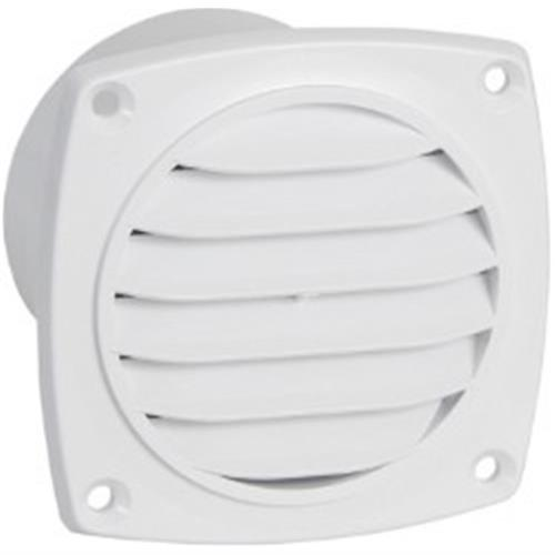 3in Insert Grille - White   Cool Components