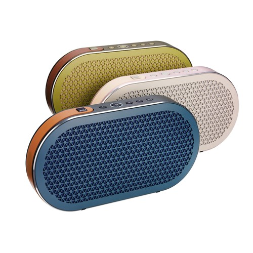 Dali KATCH Speaker -CLOUD GREY Portable Bluetooth Speaker Analogue In, 24 Hour playback