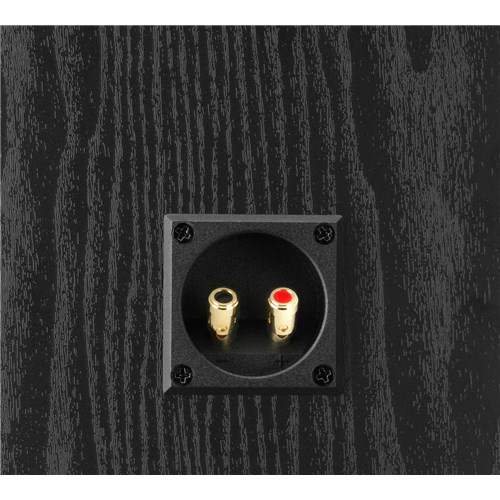 "Dali ALTECO 1 - BLACK 4½"" Height/Surround Speaker Grained Vinyl (1 BOX)"