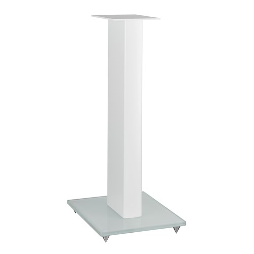 Dali CONNECT M600 W White Speaker Stand Glass Base / Gloss Pole 1 BOX