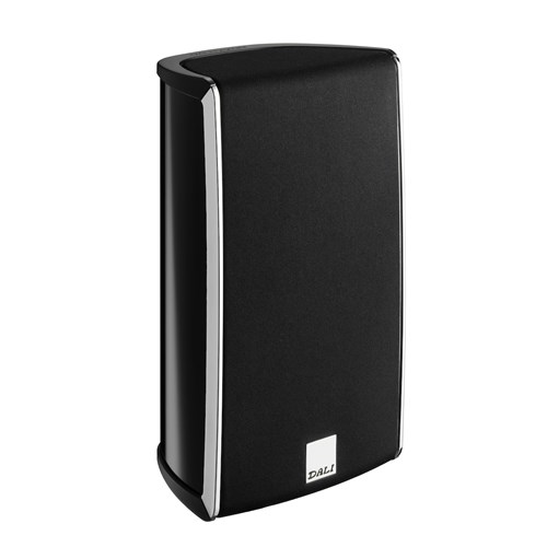 "Dali FAZON MIKRO - BLACK (ea) 4"" Wall/Shelf Speaker High-gloss on Aluminium"