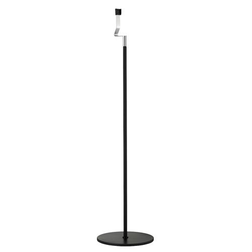 Dali FAZON MIKRO Stand BLACK Fazon Floor Stand (ea) High-gloss on Aluminium