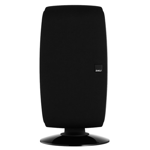 "Dali FAZON SAT - BLACK (ea) 4½""Wall/Shelf Speaker High-gloss on Aluminium"