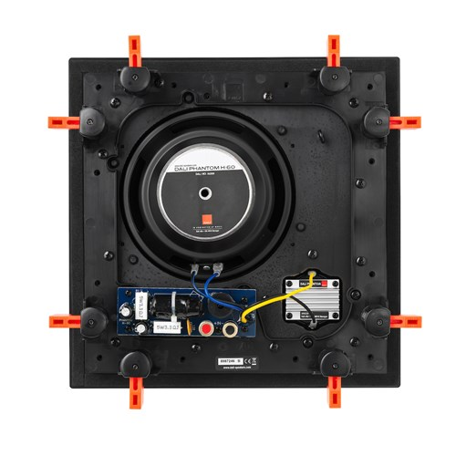 "Dali PHANTOM H60 (pr) 6½"" Woofer 1"" Tweeter In-Ceiling / In-Wall"
