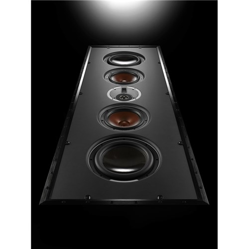 "Dali PHANTOM S280 In-wall (ea) 2x10"" 2x8"" / Hybrid Tweeter In-Wall"