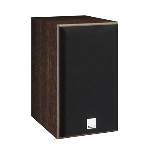 "Dali SPEKTOR 2 -WALNUT (1 BOX) 5¼"" Bookshelf Speaker Grained Vinyl"