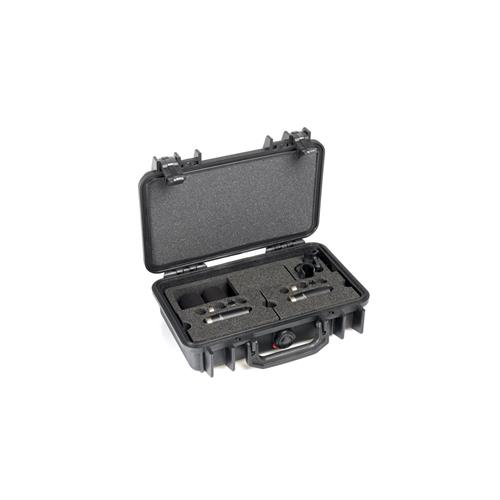 DPA d:dicate™ 4006C Stereo Pair with Clips and Windscreens in Peli Case