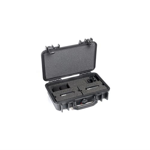 DPA d:dicate™ 4011C Stereo Pair with Clips and Windscreens in Peli Case