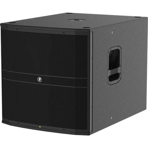 "2000W 18"" Professional Powered Subwoofer"