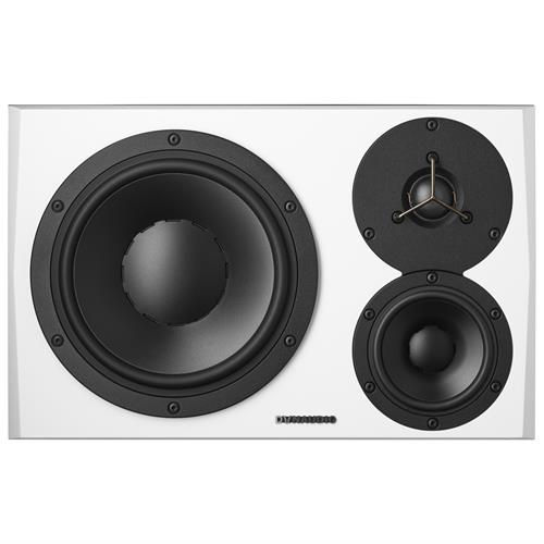 "Dynaudio 3-Way Midfield Monitor with 8"" woofer - White (RIGHT)"