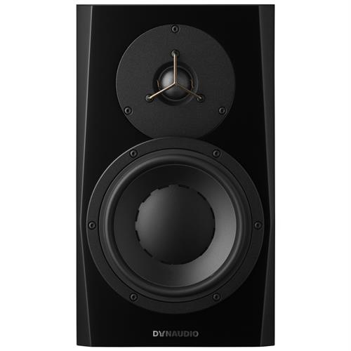 "Dynaudio LYD 8 Nearfield Monitor with 8"" Woofer, Black (SINGLE)"