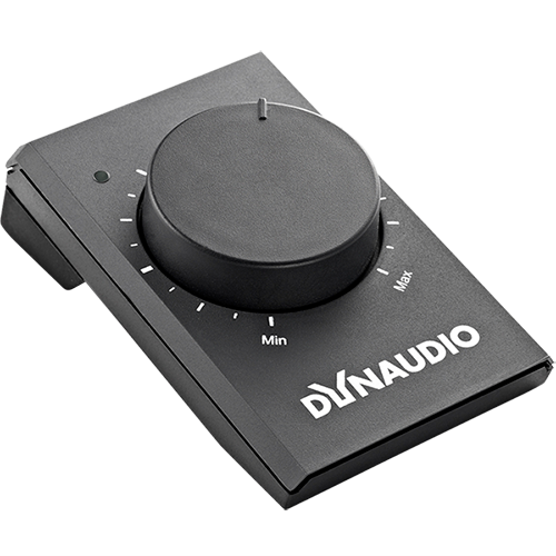 Dynaudio Remote Monitor Stereo Volume Control for Compact BM Series