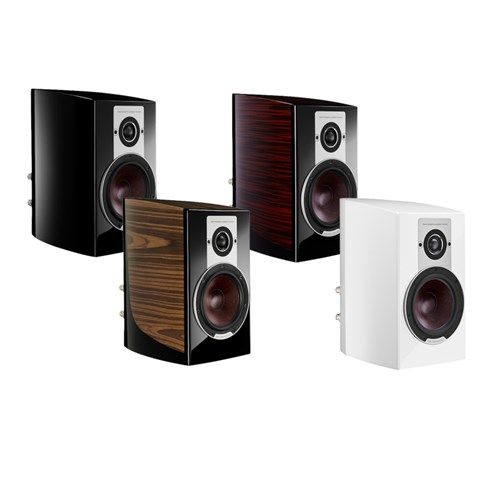 Dali EPICON 2 Shelf Speaker - Choose your Colour/Finish