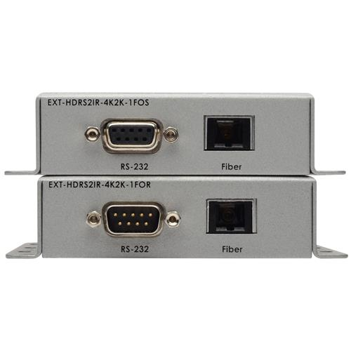EXT-HDRS2IR-4K2K-1FO Ultra HD Extender for HDMI over fibre Gefen