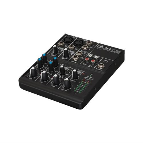 4-channel Ultra Compact Mixer