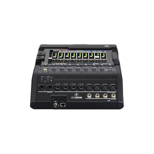 8-channel Digital Live Sound Mixer with iPad Control Ligtning Connector