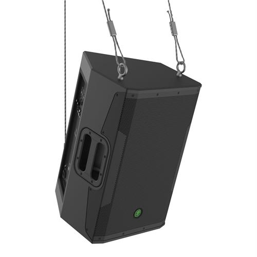 "1600W 12"" High-Definition Powered Loudspeaker"