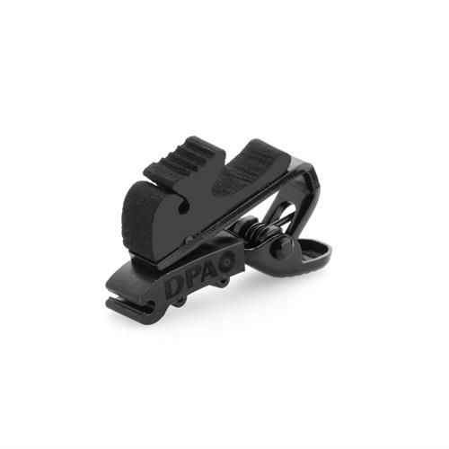 DPA d:screet™ Single Lock Clip, Black