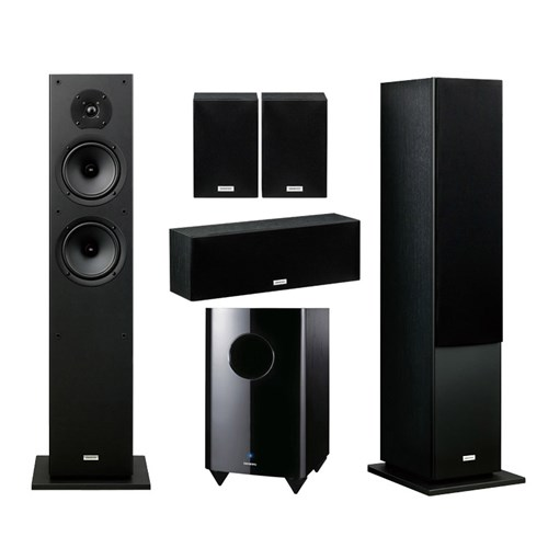 Onkyo Atmos 5.1.2 Floor Speaker Pack (696 Receiver) Consisting of:-
