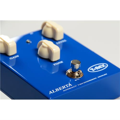 T-REX - ALBERTA DC - Dual Overdrive (20th Anniversary Vintage Reissue Series)