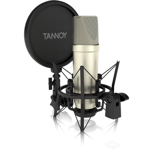 Tannoy TM1 Complete Recording Package with large Diaphragm Condensor Mic