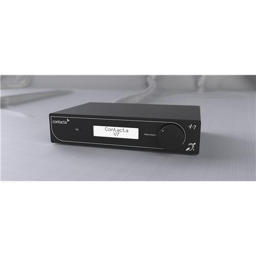 Loop driver 5A RMS V7 perimeter up to 220 sqm 7 volt class D, DSP