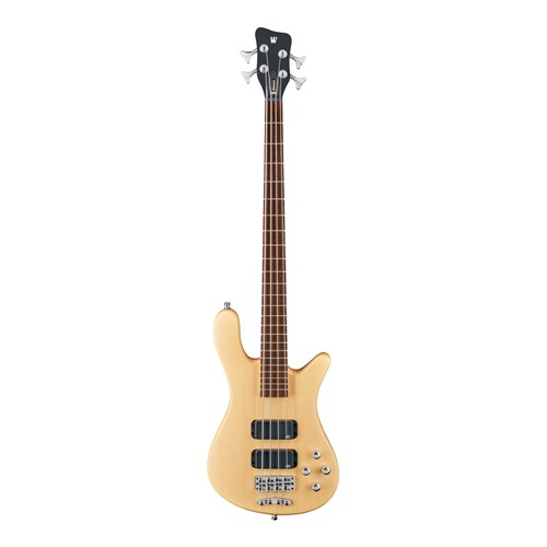 Warwick RockBass Streamer Standard, 4-String, Passive, Natural Transparent Satin