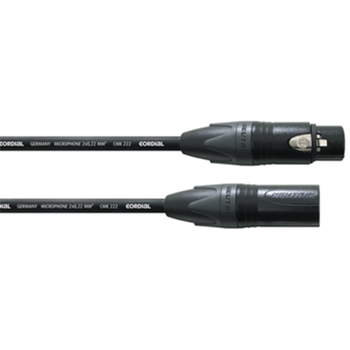 1.0M MALE TO FEMALE XLR