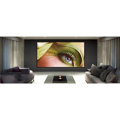 "110"" 16:9 Zero Fixed Frame HD130 Screen Accent Vision"